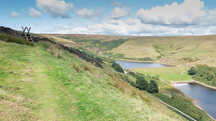 """Naden Reservoirs.....(with """"Stile""""....). (PRA Images) Tags: nadenreservoirs nadenvalley rochdale northwestengland walking rambling hiking outdoors"""