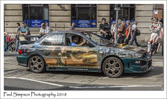 Scenes of War (Paul Simpson Photography) Tags: veteransvillage hullheroes helpforheroes car transport bartonuponhumber paulsimpsonphotography summer 2018 july war driving sonya77 subaru