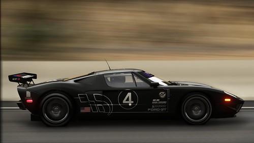 Ford Gt Lm Race Spec Ii Test Car Gta V