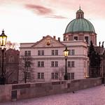 Prague at Sunrise thumbnail