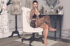 # Mili # 4711 (Mili Miklos (Inventory Mess Blog/Mili Mix)) Tags: foxcity identity access empire hellodave siix catwa mila maitreya littlebones collabor88 pinkfuel foraulovely theskinnery ricielli cosmopolitan swallow hellotuesday