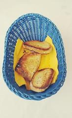 It's the future. (darrenatherton061) Tags: garlicbread blue crete seasalt plaka elounda