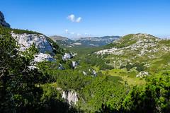 Dinara mountain, Bosnia and Herzegovina (HimzoIsić) Tags: landscape mountain mountainside outdoor nature hill rock forest sky blue green