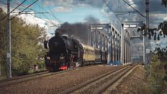 Ty42-107 (Rafał Jędrasiak) Tags: pkp locomotive warsaw 2018 track steam ty42107 sony emount
