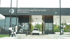 DSC02346 US Border port of entry (Lynn Friedman) Tags: bordercrossing portofentry immigration minnesota warroad