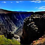 Black Canyon of the Gunnison National Park Pulpit Rock v.2 thumbnail