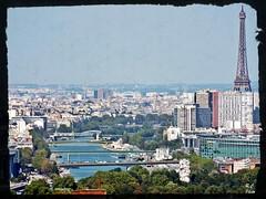 Greetings from Paris (Ros82photoGrafia) Tags: paris senna