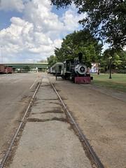 Trains at Depot Huntsville (King Kong 911) Tags: huntsville depot museum trains signal lights civilwar prison graffiti walls south women cotton minitures hotels