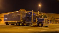 Peterbilt 389 (NoVa Transportation Photos) Tags: peterbilt 389 western distributing transportation corporation usac division 18 wheeler big rig united states armored company