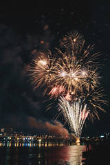 _MG_2267 (waychen_c) Tags: taiwan taipei newtaipei newtaipeicity sanchongdistrict sanchong tamsuiriver dadaocheng twatutia night nightview nightscape cityscape skyline river firework fireworks 台灣 台北 新北 新北市 三重區 三重 淡水河 大稻埕 2018台北河岸音樂季 煙火 soundsfromtheriver2018