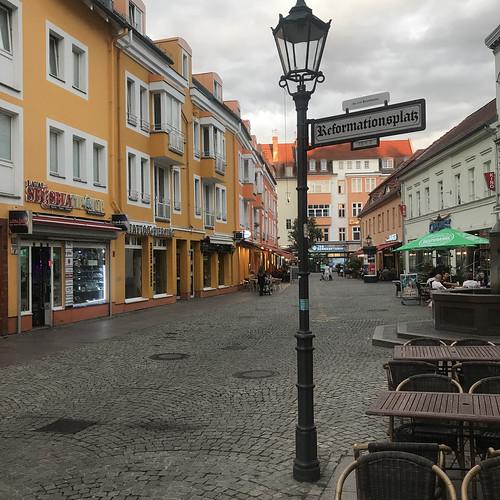 Spandau streets