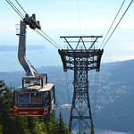 Skyride over Vancouver area thumbnail