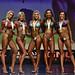 Bikini Masters Tall 4th Thiessen 1st Vaillancourt 1st Vieira 3rd Thiessen 5th Philip