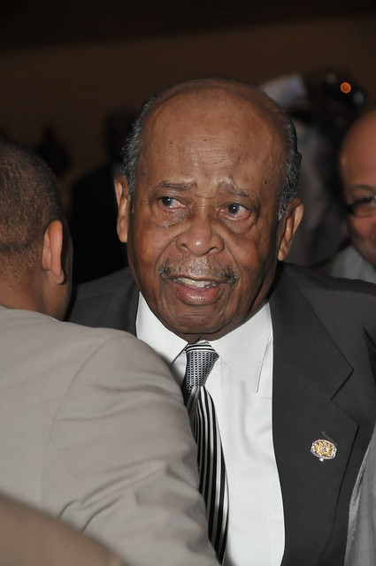 31st Grand Basileus - Brother Burnell Coulon