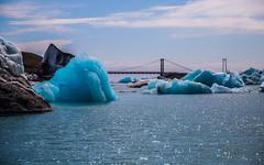 Island Süd2018_150Jökulsarlon (schulzharri) Tags: island iceland europa europe landscape landschaft north nord sun water sonne wasser fels rock travel reise himmel ice glacier eis gletscher meer sea blue white