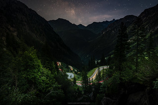 Silvretta Hochalpenstraße - Österreich
