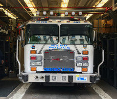 NYPD Emergency Service Unit Truck 1, 2012 E-One Cyclone (NY's Finest Photography) Tags: highway patrol state nypd fdny ems police law enforcement ford dodge swat esu srg crc ctb rescue truck nyc new york mack tbta chevy impala ppv tahoe mounted unit service squad dcu