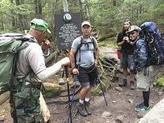 2015_RTR_Presidential Traverse Wilderness Retreat 15 (TAPSOrg) Tags: taps tragedyassistanceprogramforsurvivors tapsretreat retreat mensretreat wilderness presidentialtraverse newhampshire 2015 military outdoor horizontal group males hiking candid landscape mountains