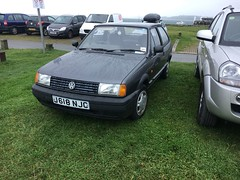 VW Polo Mk3 CL Coupe (VAGDave) Tags: vw polo mk3 cl coupe 1991