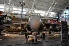 NASM_0435 Grumman A-6E Intruder 154167 (kurtsj00) Tags: nationalairandspacemuseum nasm smithsonian udvarhazy grumman a6e intruder 154167
