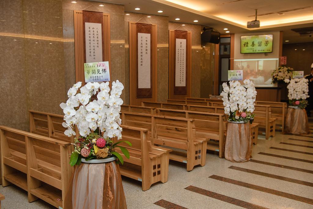 喪禮攝影/臺北市立第二殯儀館/至真三廳/李xx居士