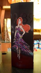2018 Disney Designer Collection Premiere Series - Store Display - Ariel - Boxed - Left Side View (drj1828) Tags: disneystore disneydesignercollection premiereseries promo storedisplay 2018 princess ariel thelittlemermaid