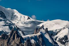 Mont Blanc - Aiguille du Midi (David.Bautista) Tags: aiguilledumidi alpes alps bautista davidbautista montblanc montañas mountains naturaleza nature