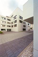 way through (flyerkat_L.E.) Tags: building city bibliothek htwk leipzig film analog fujisuperia200 nikon f80 35mm