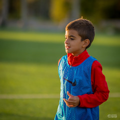 20180913 Milo fotbollsträning - 13 september 2018 - 01 (OskarB_65) Tags: barn children football fotboll humans laughter människor portait porträtt skratt smile sommar stockholm training solnakommun stockholmslän sverige se