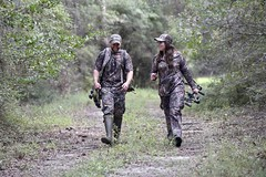 #WhoTaughtYou to Bowhunt? (MyFWCmedia) Tags: 2017 archery bowhunting florida floridafishandwildlife fwc gadsdencounty hunter hunting huntingandgamemanagement joebuddwma myfwc nelsonrebekah robertsjonathan staff wma midway usa whotaughtyou