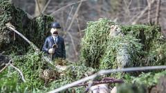 2018-09-18 Dupont on tour - I vildnisset (Walter Johannesen) Tags: dupont tour vildnis skov mos trærod