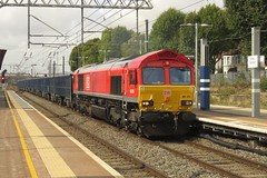 66175 West Ealing (localet63) Tags: class66 dbcargo 66175 westealing boxwagons 6z48