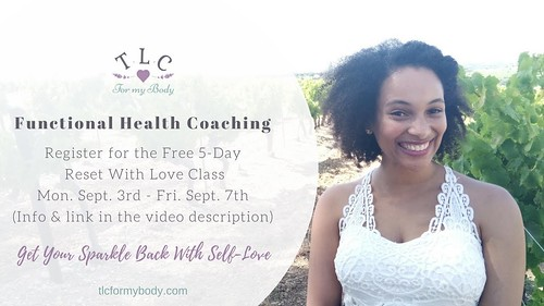 TLC For My Body | Functional Health Coaching