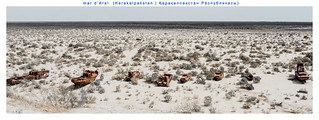 Aral, el mar interior