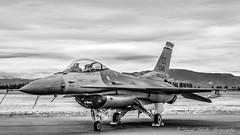 General Dynamics F-16 Fighting Falcon (dschultz742) Tags: 08102018 abbotsfordinternationalairshow airplane d700 aircraft nikkor nikon outdoor f16fightingfalconviper jetfighter norad vehicle viper