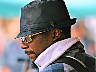 Bluesman Anthony