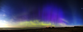 Sunday night's aurora action