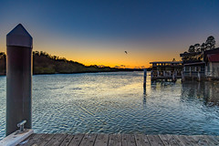 Start of a new day at the Waterfront (Merrillie) Tags: daybreak woywoy landscape nature australia foreshore newsouthwales earlymorning nsw brisbanewater morning dawn coastal water sky waterscape sunrise centralcoast bay outdoors