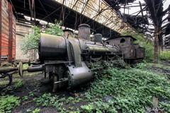 326.267 (Michal Seidl) Tags: abandoned lost train depo madarsko hungary urbex infiltration decay canon lokomotive steam old engine stroj lokomotiva parní vlak železnice railway opuštěné zapomenuté maschine mašina