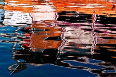 Sophist series. (RKAMARI) Tags: 2016 cities mersin abstraction color marina phantasm reflections sea water flickrsbest