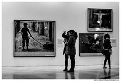 -- (Matías Brëa) Tags: expo exposicion mono blancoynegro blackandwhite byn bw bnw personas people gente