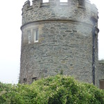 Stanley House - Victoria Road, Holyhead - engaged cylindrical tower thumbnail