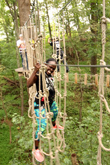 180831-A-BQ883-195 (704thpublicaffairs) Tags: fortmeade 704thmilitaryintelligencebrigade 704th mi duty day with god zip lining military army chaplains corps