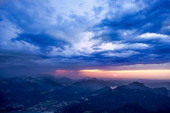 Rain And Sun (CoolMcFlash) Tags: landscape cloud cloudy cloudscape view horizont storm dramatic sky sunset sun rain dusk mountains austria schafberg fujifilm xt2 sunlight light landschaft wolken bewölkt untwetter gewitter aussicht horizon sturm dramatisch himmel sonnenuntergang sonnenlicht sonne regen abend gebirge berg österreich fotografie photography wetter weather xf18135mmf3556r lm ois wr natur nature summer sommer