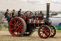 Dorset Steam Fair 2018_098 (Anthony Britton) Tags: the dorsetsteam fair 50thanniversary2018 tractionengines steamrollers steamtrucks steamfairgroundrides steamploughing canon5dmk4 canon24105lens sigma100400 canonesom5 18150mlens