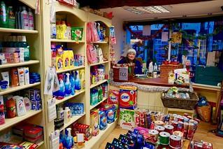 Shop for Everyday Essentials. Ingleton. Yorkshire.