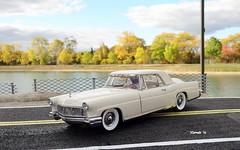 1956 Continental Mark II Hardtop (JCarnutz) Tags: 124scale diecast franklinmint 1956 continental markii