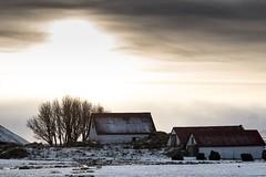 Islande, Skógafoss, 59 (Patrick.Raymond (4M views)) Tags: islande hiver gel froid neige hdr cascade waterfall