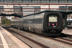 5005 (yann.train) Tags: danske statsbaner dsb danemark odense railway rail train chemindefer class série baureihe eisenbahn automotrice gare station bahnhof dmu um diesel thermique 5000 5005