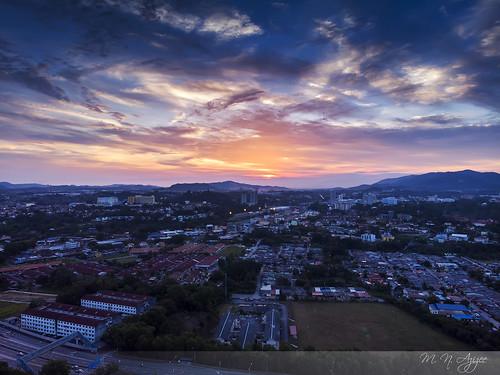 Sunset (Edit raw mavic air)